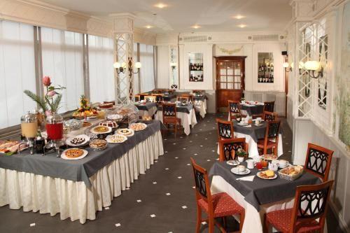 Hotel Degli Aranci 4 stelle a Roma, Parioli