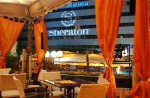 foto Sheraton Roma Hotel & Conference Center vicino fiera di Roma